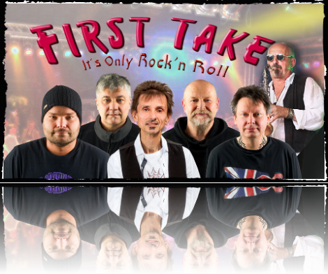 FIRST TAKE - It´s Only Rock´n Roll